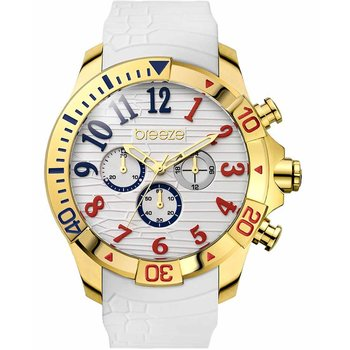 BREEZE Sunsation Gold Chrono