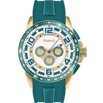 FERENDI Rebel Gold Green