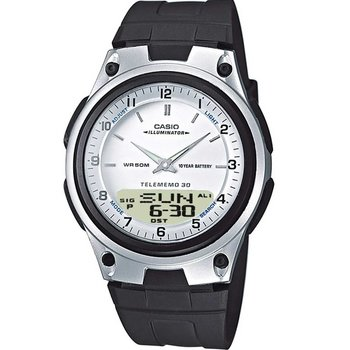 CASIO Outgear Black Rubber