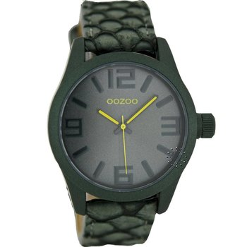 OOZOO Τimepieces Dark Green