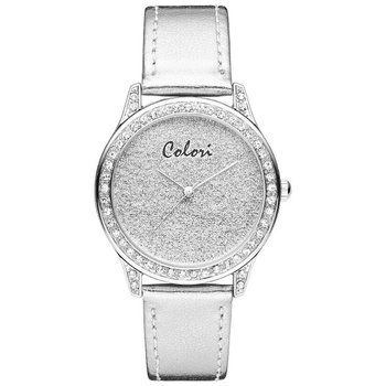 COLORI Ladies Crystal Silver