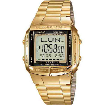 CASIO Collection Digital Gold