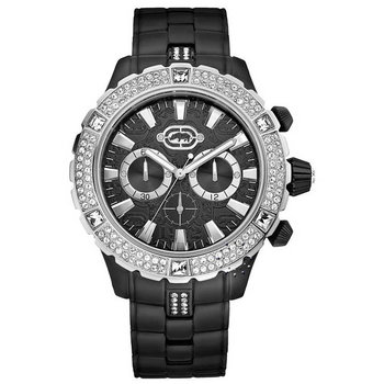 MARC ECKO The Alfa Chronograph Stainless Stee Bracelet