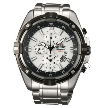 ORIENT Chronograph Stainless