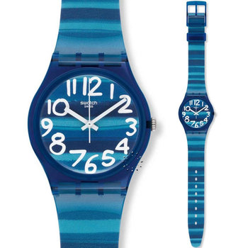 SWATCH Linajola Light Blue