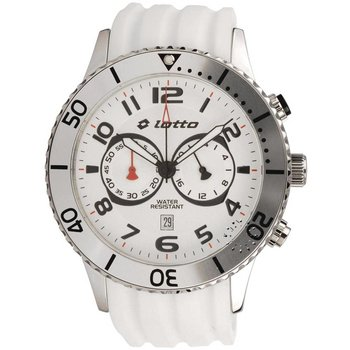 LOTTO Chronograph White