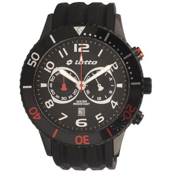 LOTTO Chronograph All Black