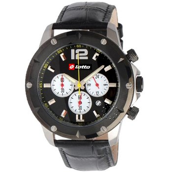 LOTTO Chronograph Black