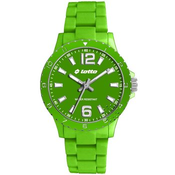 LOTTO Green Plastic Bracelet