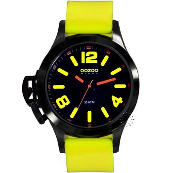 OOZOO STEEL XL Yellow Rubber