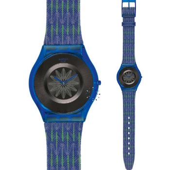 SWATCH Breezy Feather Blue
