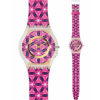 SWATCH Vetrata Textile and
