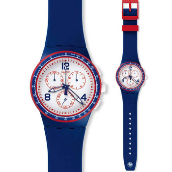 SWATCH Fast Server Blue