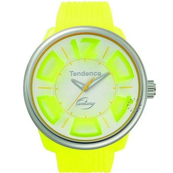 TENDENCE Fluo Fantasy Yellow