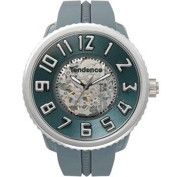 TENDENCE Skeleton Grey Rubber