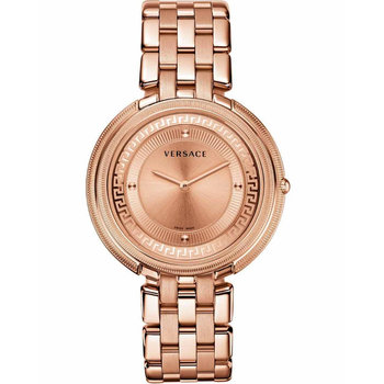 VERSACE Thea Lady Rose Gold