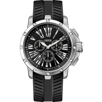 VENUS Chronograph Black