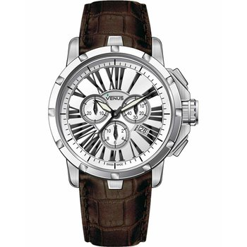 VENUS Chronograph Brown