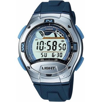 CASIO Collection Blue Rubber