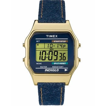 TIMEX Originals Digital Blue