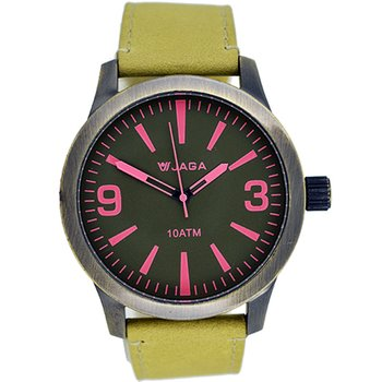JAGA Stainless Steel Green