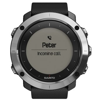 SUUNTO Traverse Black Black