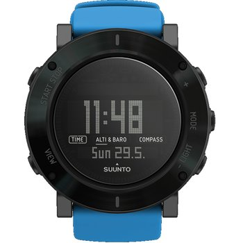 SUUNTO Core Graphite Blue