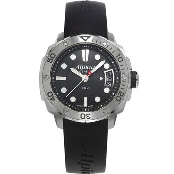 ALPINA Adventure Divers Black