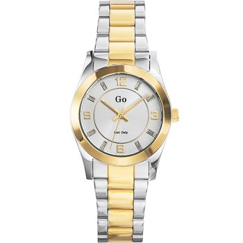 GO girl only Crystal Two Tone