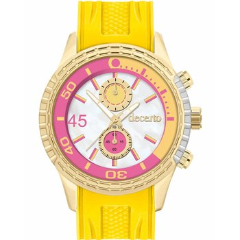 DECERTO Ice-Lolly Gold Alloy
