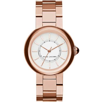 MARC BY MARC JACOBS Courtney Rose Gold Stainless Steel Bracelet