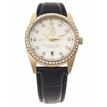 U.S. POLO Crystal Rose Gold