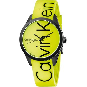 CALVIN KLEIN color yellow
