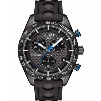 TISSOT PRS 516 Black Rubber