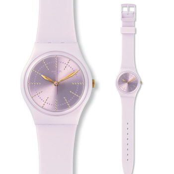 SWATCH GUIMAUVE Pink Silicone