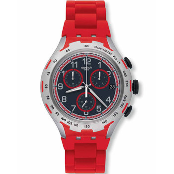 SWATCH RED ATTACK Red
