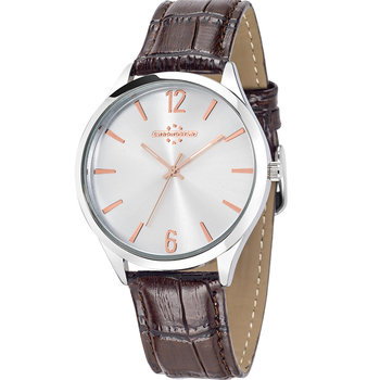 CHRONOSTAR Brown Leather Strap