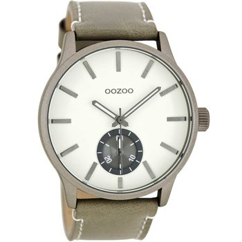 OOZOO Large Timepieces Grey