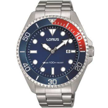 LORUS Classic Stainless Steel