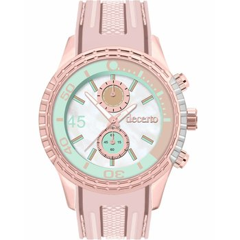 DECERTO Ice-Lolly Rose Gold