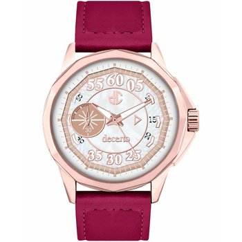 DECERTO Lovish Rose Gold