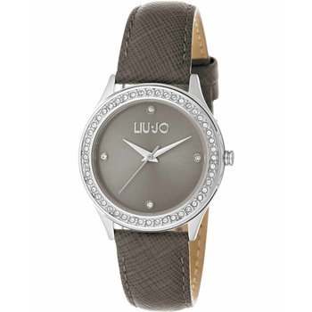 Liujo Roxy Brown Leather Strap