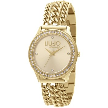 Liujo Time Gold Stainless