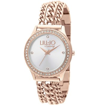 Liujo Time Rose Gold