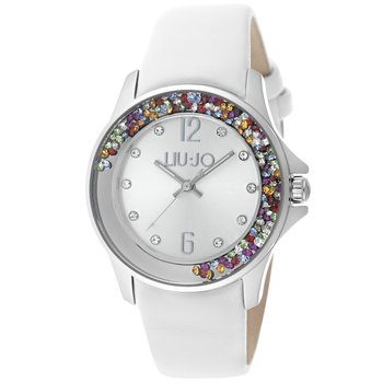 Liujo Dancing White Leather