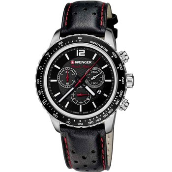 WENGER Black Night Chrono