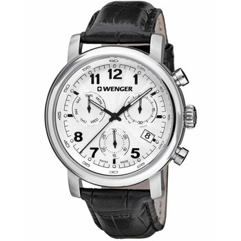 WENGER Urban Chrono Black