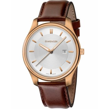 WENGER City Rose Gold Brown