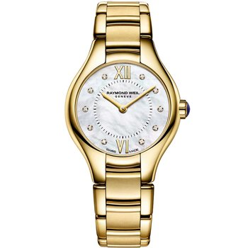 RAYMOND WEIL Geneve Noemia Gold Stainless Steel Bracelet
