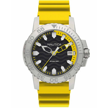 NAUTICA KYW Yellow Rubber